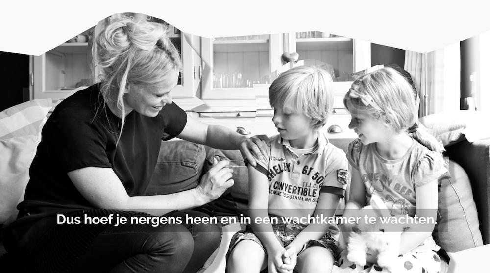 ICT voor Premeo Thuisvaccinatie