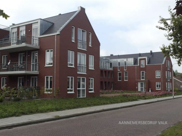 Bouwbedrijf Valk: appartementen
