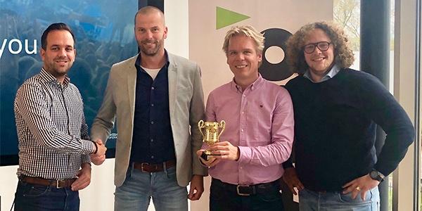 SmartU van JSE beloond met ALSO Hero Award