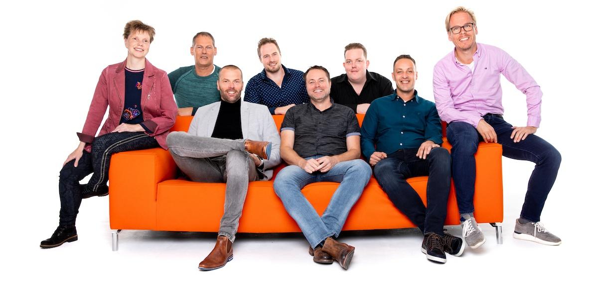 De mensen achter ict-bedrijf JSE