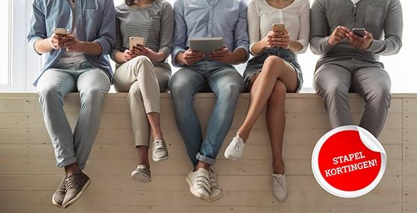 Nieuwe mobiele abonnementen
